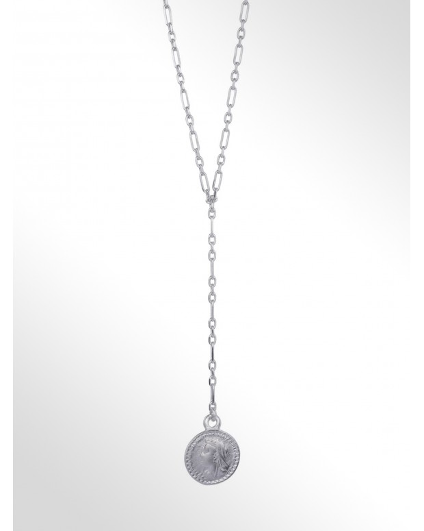 Sterling silver necklace...
