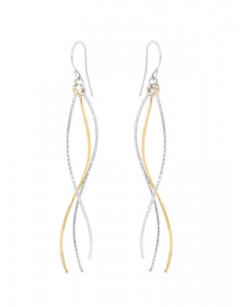 Orecchini in argento - Silver earrings - Silberohrringe - Pendientes de plata - Boucles d'oreilles en argent