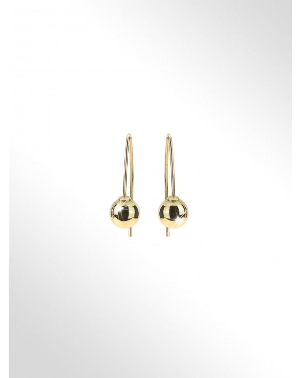 Silver earrings - Silver...